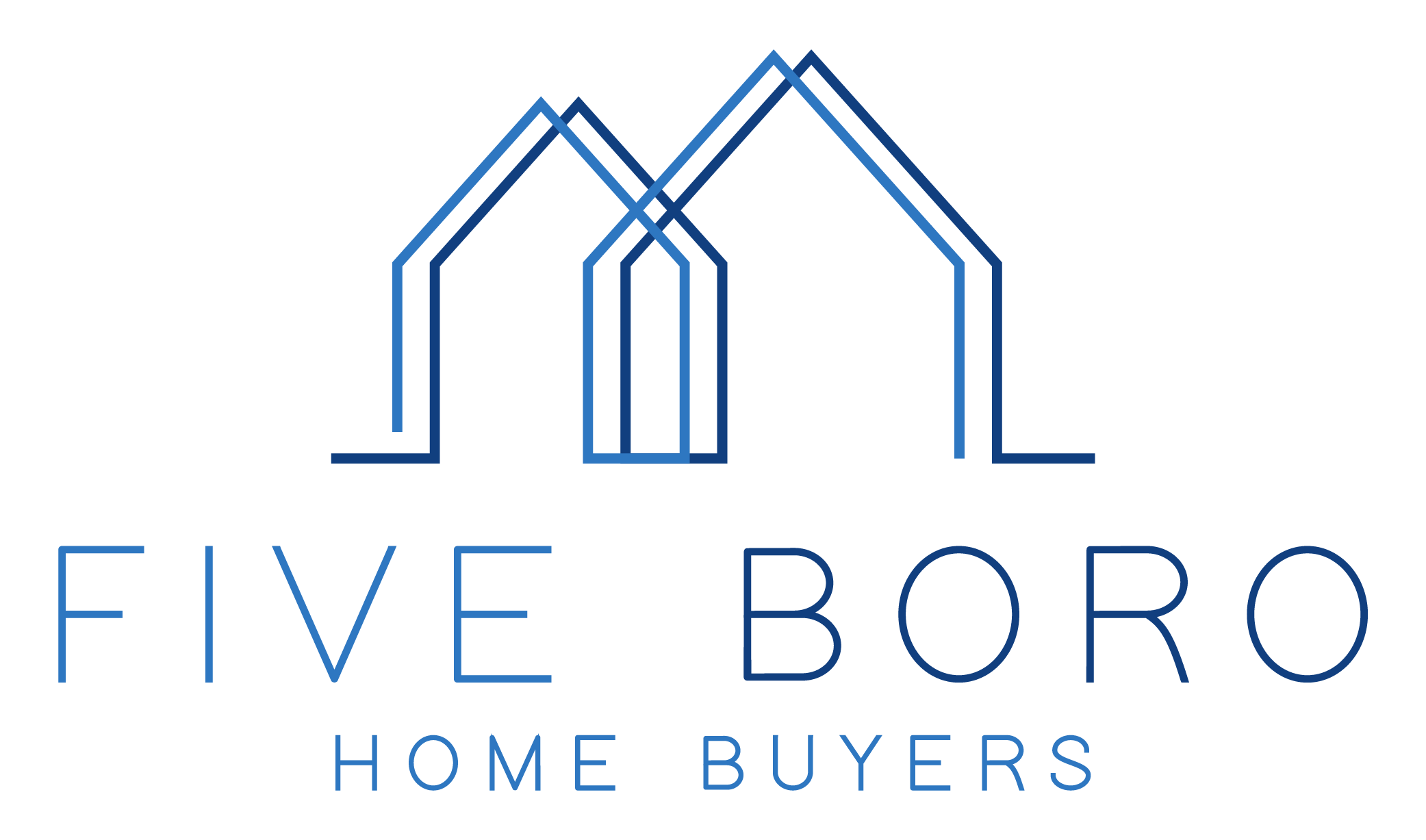Five Boro Home Buyers Logo